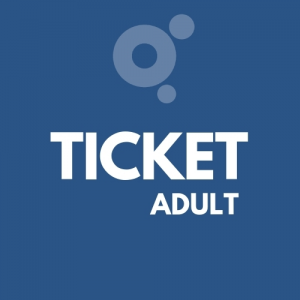 Ticket adult (de 18 a 64 anys)